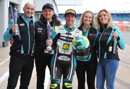 DUTCH DOUBLE FOR SEELEY & EHA RACING AT ASSEN